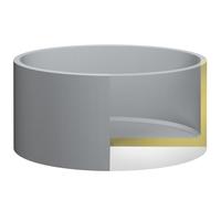 KMC | Pozzetti in polietilene | Vasche di accumulo tipo KMC-KSF KMC-KSF