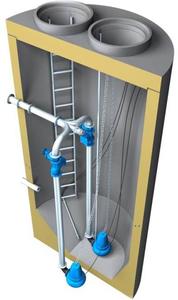 Impianti di sollevamento e canalette