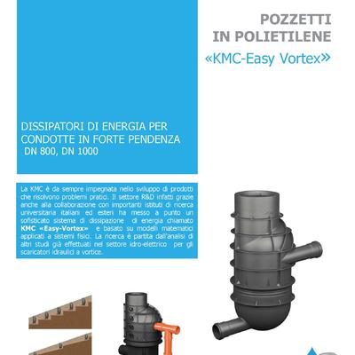 KMC Easy-Vortex